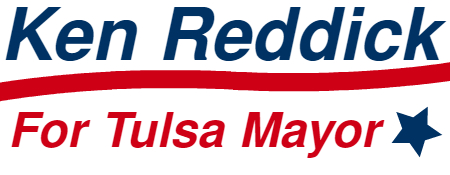 Ken Reddick for Tulsa Mayor